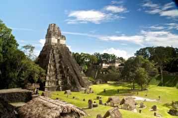 Tikal, Mayan city