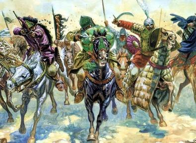 Rashidun Caliphate army