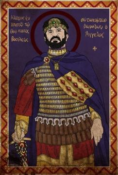 Emperor Alexios III Angelos (r. 1195-1203), older brother of Isaac II