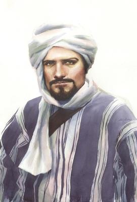 Ibn Battuta (1304-1369), Berber explorer