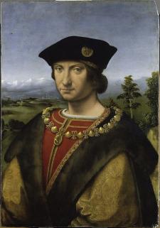 King Charles VIII of France (r. 1483-1498)
