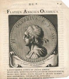 Olybrius, Western emperor (r. 472)