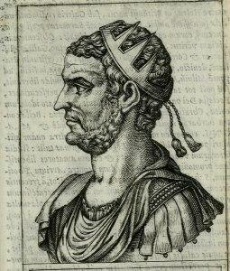 Martinian, co-emperor of Licinius (324)