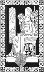 Emperor Isaac II Angelos (r. 1185-1195/ 1203-1204), artist: Ana Cagic