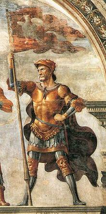 Lucius Arruntius Camillus Scribonianus, Roman usurper 42AD