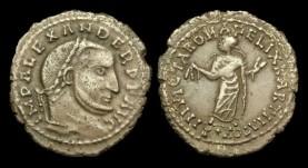 Domitius Alexander, Roman usurper in Carthage 308-311
