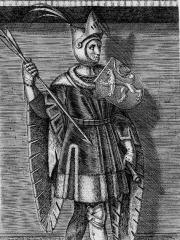 Nikephoros Bryennios, Byzantine general and usurper (r. 1077-1078)