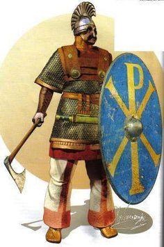 John Cottistis, Byzantine usurper soldier in Dara, 537
