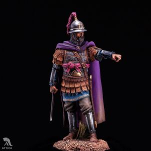 Stotzas, Byzantine soldier usurper and ruler of the Mauro Roman Kingdom (r. 541-545)