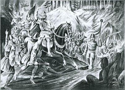 Stefan Vojislav's victory over the Byzantines, 1040