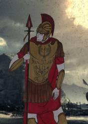 Gellius Maximus, Roman general and usurper in 219