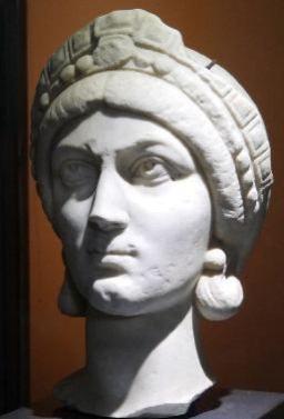 Licinia Eudoxia, wife of Valentinian III and later of Petronius Maximus