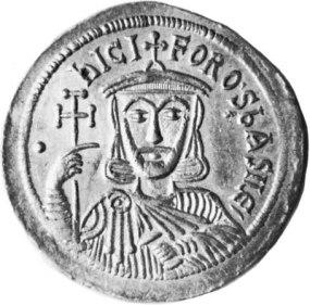 Coin of Emperor Nikephoros I