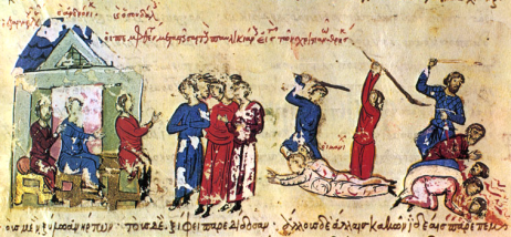 Persecution of the Paulicians in Asia Minor, 840s