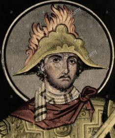 Matthew Kantakouzenos, Byzantine usurper emperor (1353-1357), son of John VI