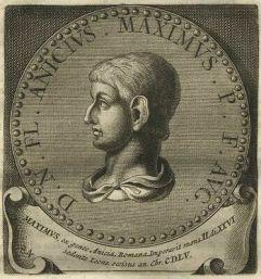 Petronius Maximus, Western emperor (r. 455)