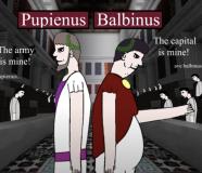 Pupienus and Balbinus, Roman emperors 238