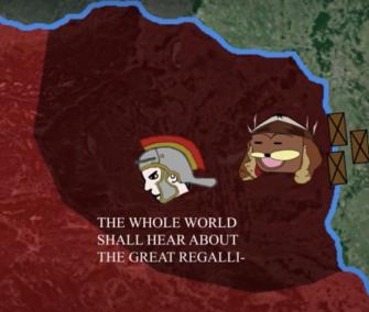 Uprising of Regalianus in Pannonia and the Sarmatian invasion, 260