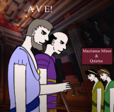 Macrianus Major and Ballista with Macrianus Minor and Quietus (right)