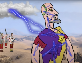 Emperor Carus killed by lightning in Persia, 283