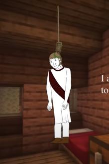 Suicide of Valentinian II, 392