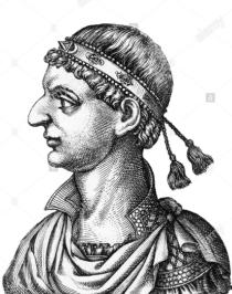 Longinus, brother of Zeno and Byzantine usurper 491-492