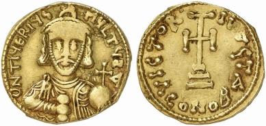 Tiberius Petasius, Byzantine usurper in Italy (730)