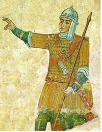 Nikephoros Proteuon, Byzantine usurper (1055)