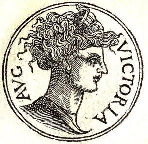 Victoria, mother of Gallic emperor Victorinus