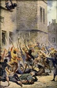 1st Defenestration of Prague, 1419