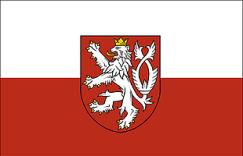 Kingdom of Bohemia flag