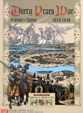 30-Years-War (1618-1648) poster