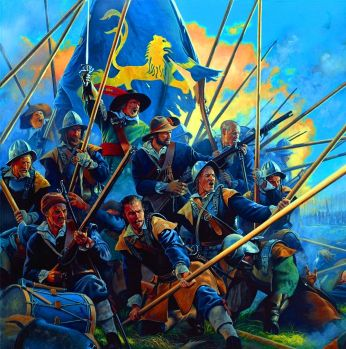 Swedish forces, 30-Years-War