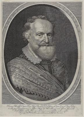 Count Heinrich Thurn