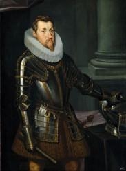Holy Roman emperor Ferdinand II (r. 1619-1637), King of Bohemia (1617-1619)