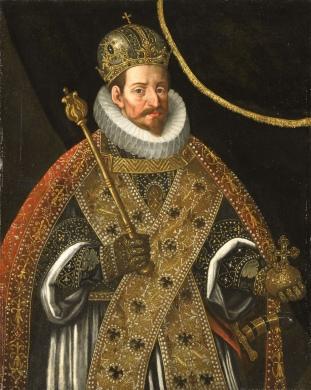 Holy Roman emperor Matthias (r. 1612-1619)