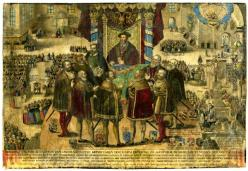 Charles V and the Peace of Augsburg, 1555