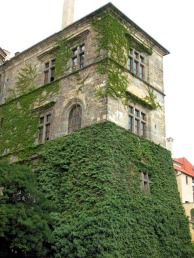 Site of the 1618 Prague Defenestration