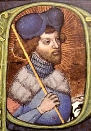 King Wenceslas IV of Bohemia (r. 1378-1419)