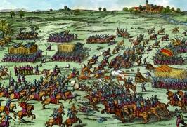 Battle of White Mountain, 1620