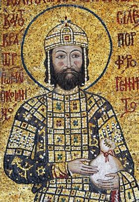 Emperor John II Komnenos of Byzantium (r. 1118-1143)