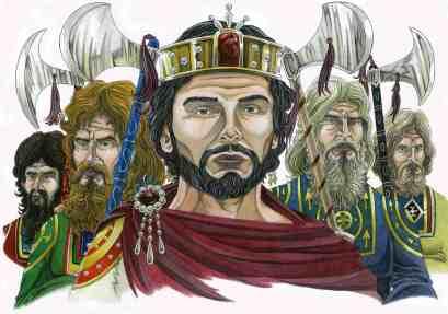 Basil II and the Varangian Guard
