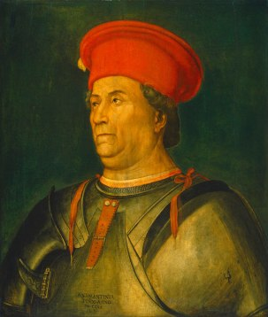 Francesco I Gattilusio, Lord of Lesbos 1355-1384, former Genoese pirate