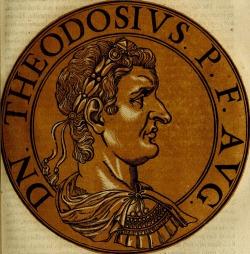 Emperor Theodosius I (r. 379-395)