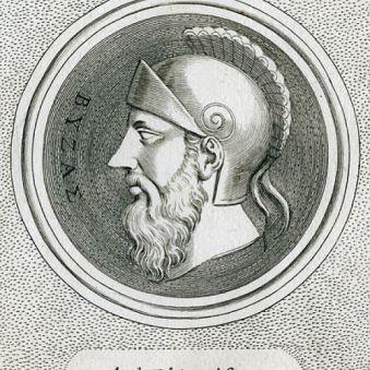 Byzas of Megara, first founder of Byzantium
