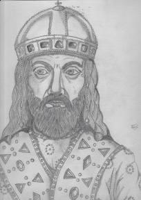 Emperor Leo VI of Byzantium (r. 886-912)