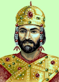Tsar Michael III Shishman of Bulgaria (r. 1323-1330)