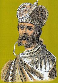 Emperor Constantine X Doukas of Byzantium (r. 1059-1067)