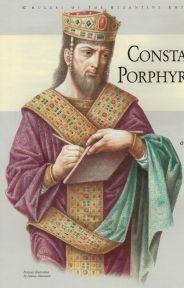Emperor Constantine VII of Byzantium (r. 913-959)