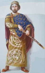 Emperor Isaac II Angelos of Byzantium (r. 1185-1195/ 1203-1204)